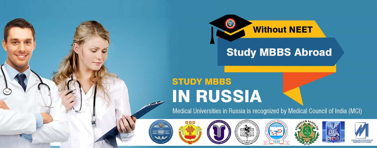 Mbbs Admission Abroad